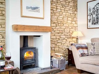 A fabulous log burner