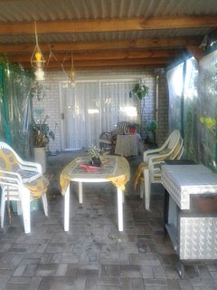 Lovely 2 bedroom house is garden en secured, Pearly Beach