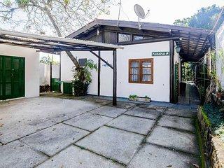 Garagem até 4 carros e lavanderia - Ilha House