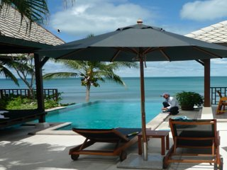 4 Bedroom Beachfront in 5* Kanda Residences, Choeng Mon