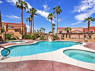 Lake Havasu Condo w/Balcony & Patio + Pool Access!