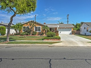 NEW! Stunning 3BR Buena Park House w/Patio!