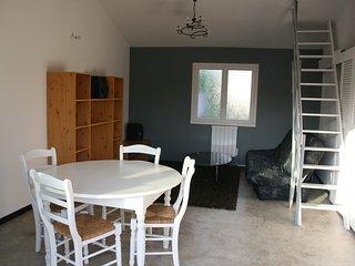 Grand Studio  40 m2 Independant rez de jardin, Saint Marcel les Valence