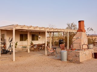 GODWIN RANCH - Joshua Desert Retreats, Joshua Tree