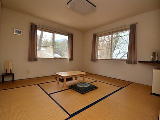 Hakuba Haven Lodge, Japanese style room (202), Hakuba-mura