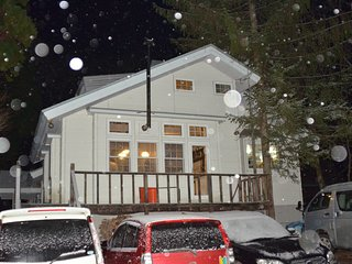 Hakuba Haven Lodge - Whole lodge sleeps 18, Hakuba-mura