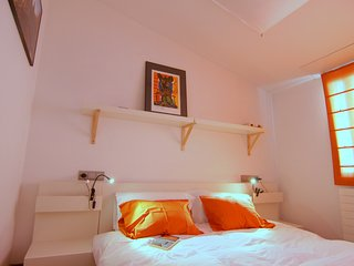 Two bedrooms and big living room in the CityCenter, Vigo