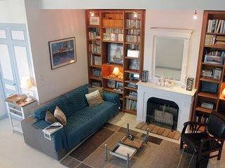 Duplex 70m2, calme et lumineux, quartier St Servan, Saint-Malo
