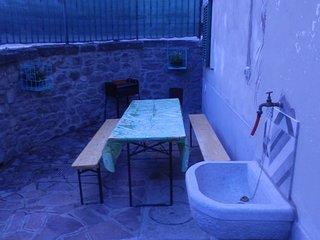La casina di Borgovcchio a due passi dall'Arno