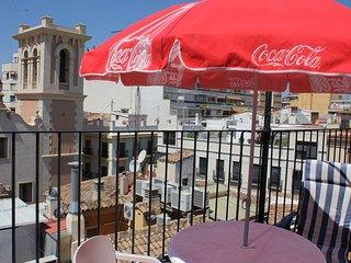 Ático centro de Valencia old town