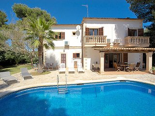 5 bedroom Villa in Portocristo, Balearic Islands, Spain : ref 5043498