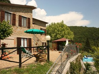 5 bedroom Villa in Loro Ciuffenna, Toscana, Italy : ref 2020520