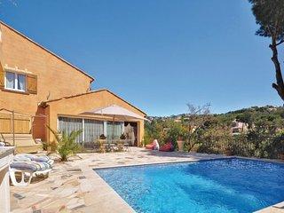 4 bedroom Villa in Les Issambres, Cote D Azur, Var, France : ref 2041778