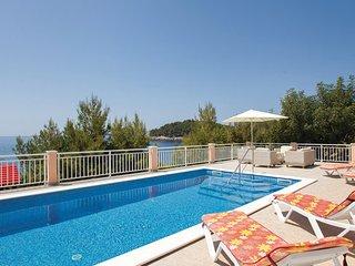 4 bedroom Villa in Korcula, South Dalmatia, Croatia : ref 2045242, Vela Luka