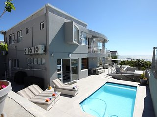 Camps Bay Beach House, Bakoven