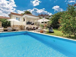 3 bedroom Villa in Krk, Kvarner, Croatia : ref 2047039