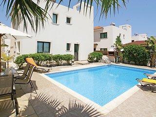 4 bedroom Villa in Paralimni, Protaras, Cyprus : ref 2096806, Famagusta