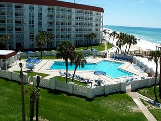A Vacation Favorite, Two Bedroom Corner Unit, in a Beach Front Building