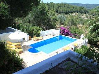4 bedroom Villa in Sant Joan de Labritja, Baleares, Ibiza : ref 2132837