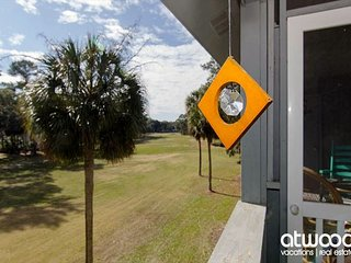 Fairway Watch 295 - Upscale, Pet Friendly Villa w/ Golf Course Views
