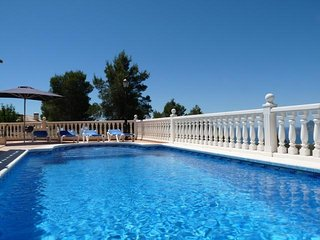 3 bedroom Villa in Altea, Alicante, Costa Blanca, Spain : ref 2135072, Altea la Vella