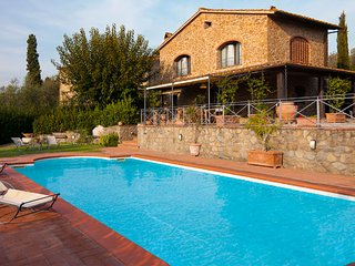 3 bedroom Villa in Vinci, Florentine Hills, Arno Valley, Italy : ref 2135454