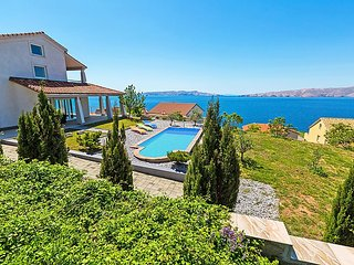 4 bedroom Villa in Senj, Kvarner, Croatia : ref 2213866