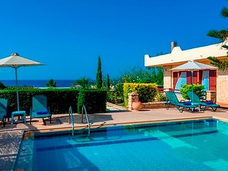 4 bedroom Villa in Sfakaki, Crete, Greece : ref 2213903, Stavromenos