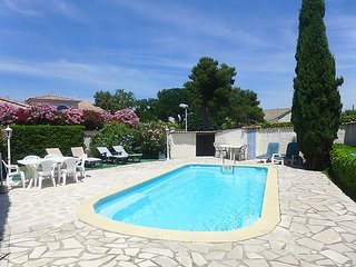3 bedroom Villa in Montpellier, Herault Aude, France : ref 2216304, Perols