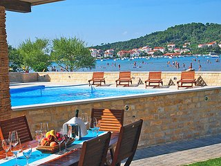 2 bedroom Villa in Rab Kampor, Kvarner Islands, Croatia : ref 2217827