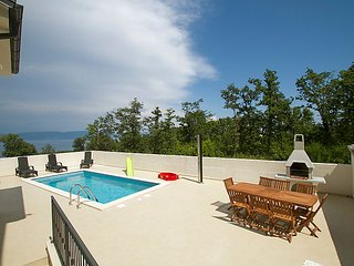 4 bedroom Villa in Labin, Istria, Croatia : ref 2216544