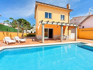 4 bedroom Villa in L Escala, Costa Brava, Spain : ref 2218048