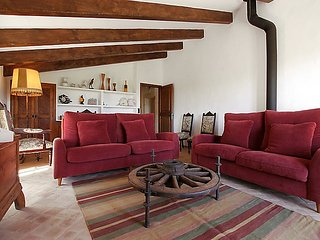 4 bedroom Villa in Buger, Mallorca, Mallorca : ref 2242279