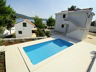 2 bedroom Villa in Marina Sevid, Central Dalmatia, Croatia : ref 2242960