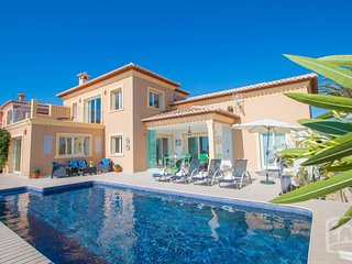 3 bedroom Villa in Benissa, Costa Blanca, Spain : ref 2246577