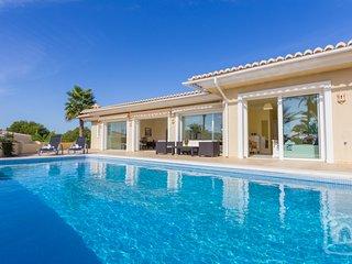 3 bedroom Villa in Benissa, Costa Blanca, Spain : ref 2246578