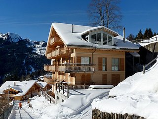 3 bedroom Apartment in Wengen, Bernese Oberland, Switzerland : ref 2250117