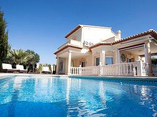 3 bedroom Villa in Calpe, Valencia, Spain : ref 5083665