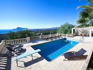 3 bedroom Villa in Altea, Valencia, Spain : ref 5083574