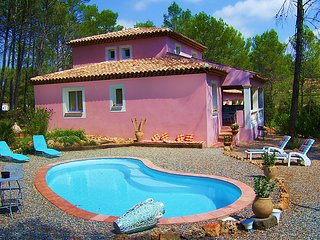 4 bedroom Villa in Les Arcs sur Argens, Provence, France : ref 2250658