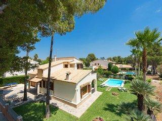 3 bedroom Villa in Puerto Pollenca, Mallorca, Mallorca : ref 2252116