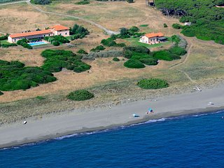 2 bedroom Villa in Maremma, Near Capalbio Scalo, Tuscany, Italy : ref 2259060