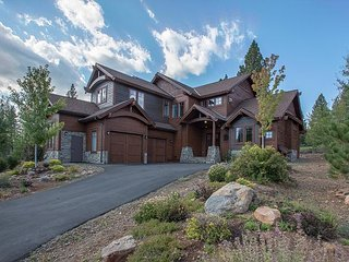 Gorgeous Luxury Home in Truckee