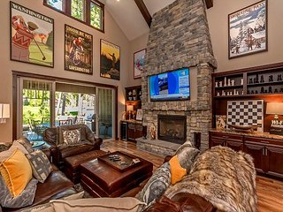 Swanky Suncadia Estate! 6BR | 5BA | Slps 20 | Hot Tub | WiFi, Cle Elum