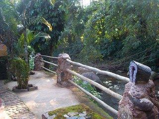 Kluka's Cottage & Tour (Chalé em frente a cachoeira)