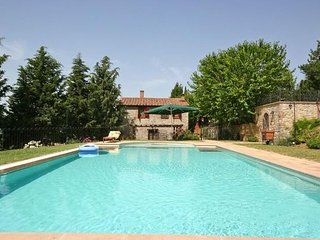5 bedroom Villa in Fabro, Umbria, Italy : ref 5477174