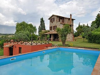 4 bedroom Villa in Otricoli, Umbria, Italy : ref 5476931