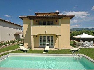 5 bedroom Villa in Strada in Chianti, Tuscany, Italy : ref 5477255