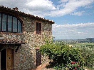 4 bedroom Villa in Stigliano, Tuscany, Italy : ref 5477280