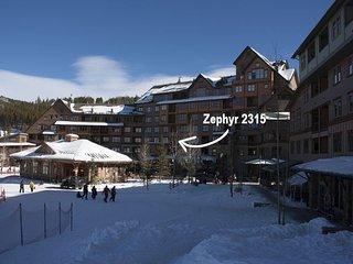 Zephyr Mountain Lodge 2315, Winter Park